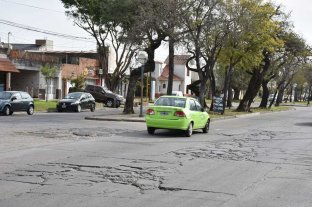 Av. Galicia, entre el abandono y el olvido, demanda intervención urbana