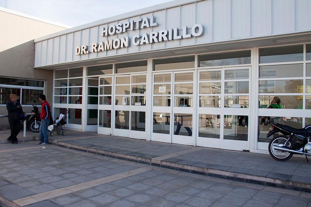Hospital Carrillo, donde fue trasladado el bebé <strong>Foto:</strong> Gentileza