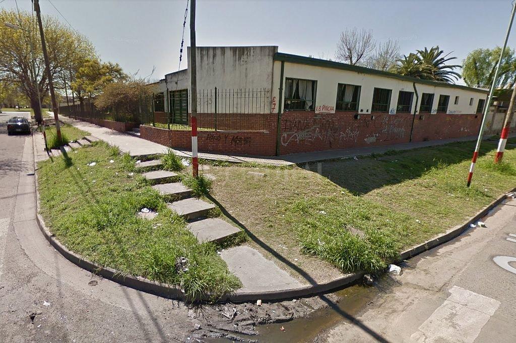 Escuela donde se produjo el ataque. Crédito: Captura digital - Google Maps Streetview