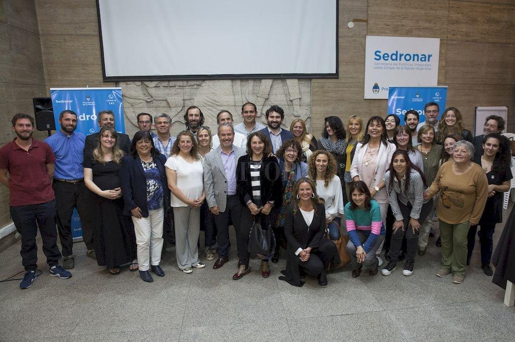 <strong>Foto:</strong> Prensa Sedronar