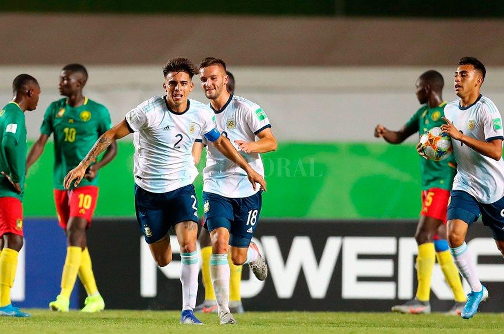<strong>Foto:</strong> Selección Argentina