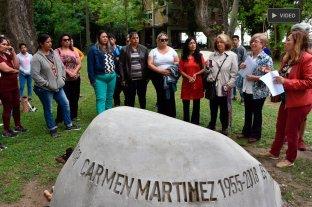 Memorial contra la violencia machista