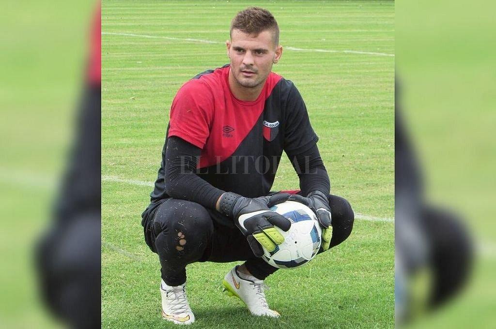 Ignacio Chicco será el arquero titular este sábado. <strong>Foto:</strong> Archivo El Litoral