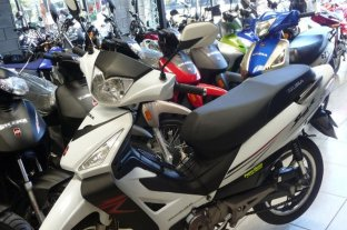 Las ventas de motos se derrumbaron un 39% en enero