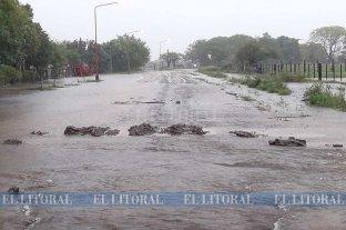 Alrededor de 200 mm de agua caída en San Javier y Cacique Ariacaiquín