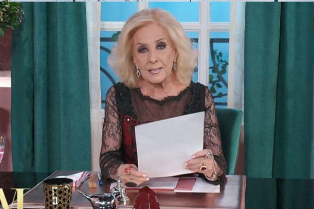 Mirtha Legrand sobre la elección de Alberto Fernández: