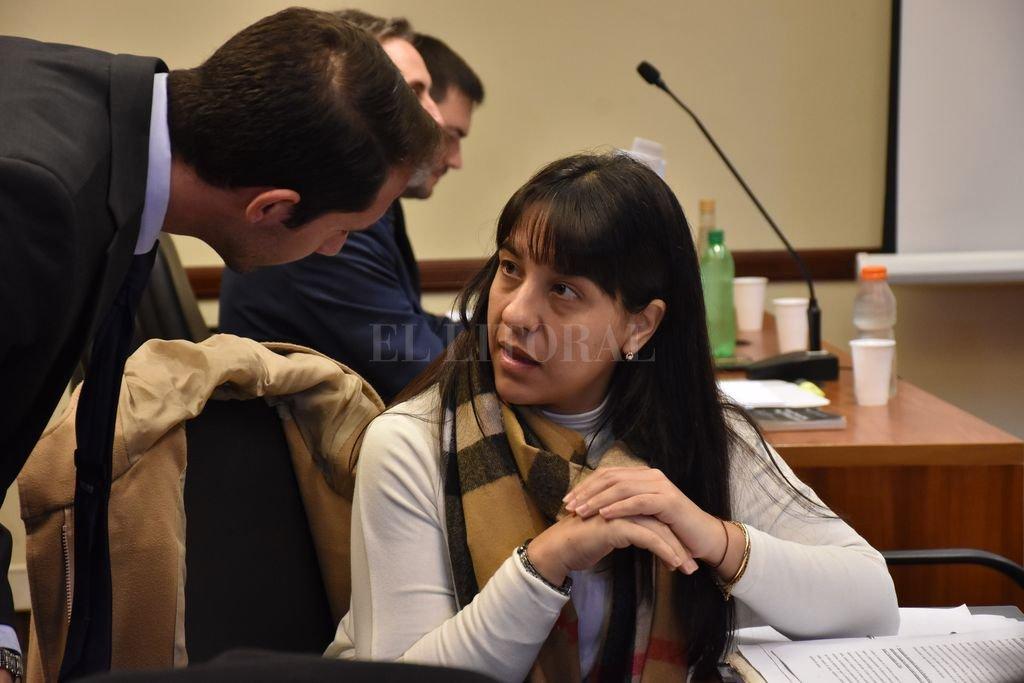 La atribución delictiva fue realizada por la fiscal Alejandra Del Río Ayala. Crédito: El Litoral