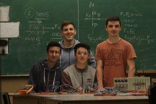 Las competencias en Física riegan de medallas al semillero del Industrial