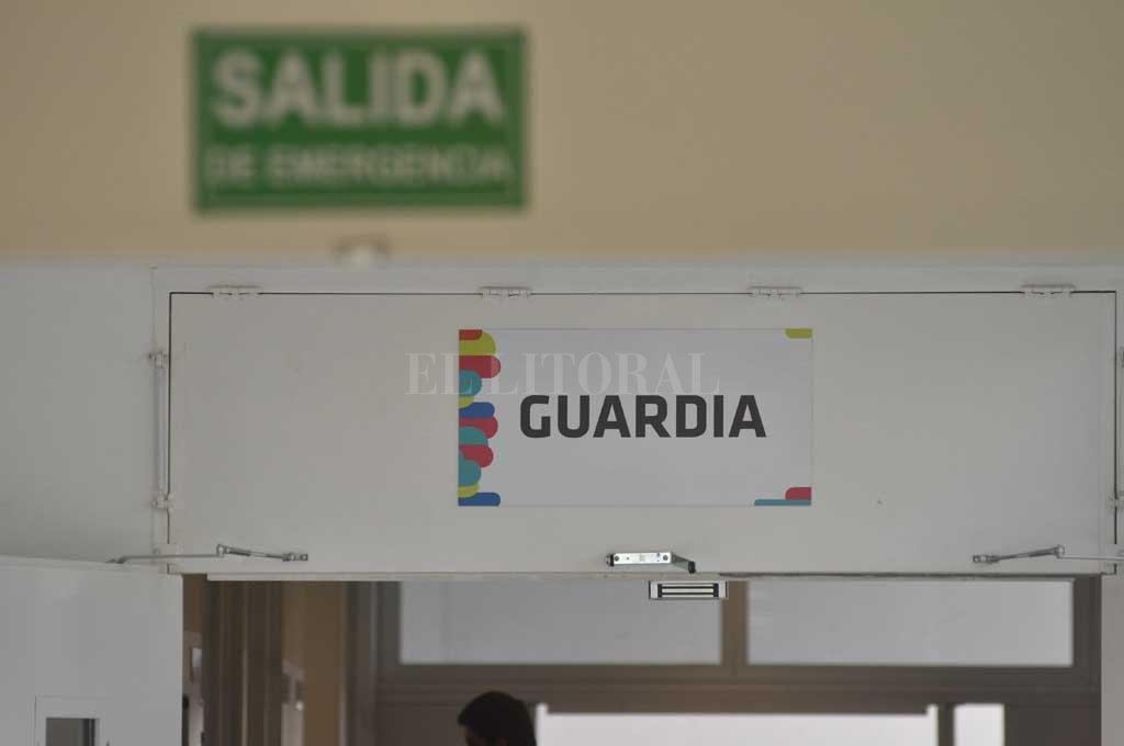 El hombre baleado quedó internado en el nuevo Hospital Iturraspe <strong>Foto:</strong> Mauricio Garín