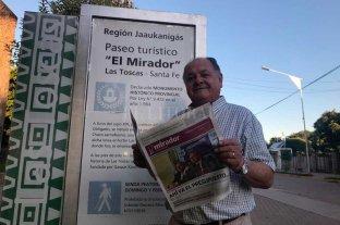 """Mirador Provincial, la mayor red de """"cazadores de historias"""" santafesinas"""