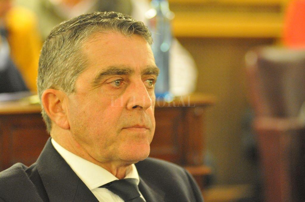 El senador justicialista Armando Traferri del departamento San Lorenzo. <strong>Foto:</strong> Luis Cetraro