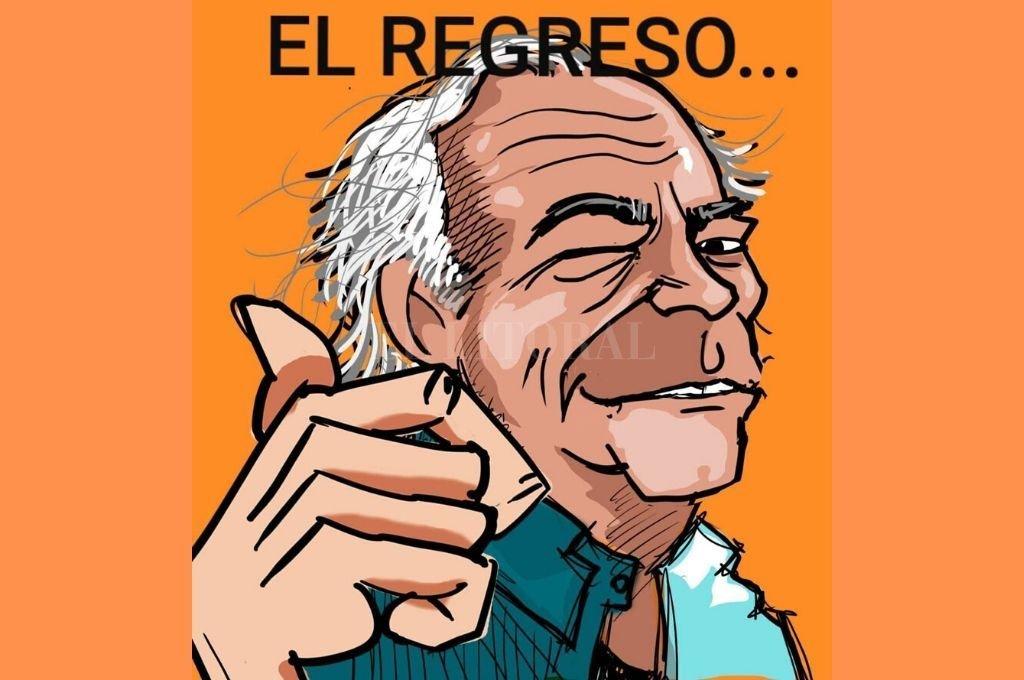 Mario Barletta, actual embajador en Uruguay. <strong>Foto:</strong> Agencia