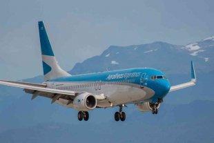 Aerolíneas Argentinas anunció vuelos estacionales entre Bariloche y San Pablo