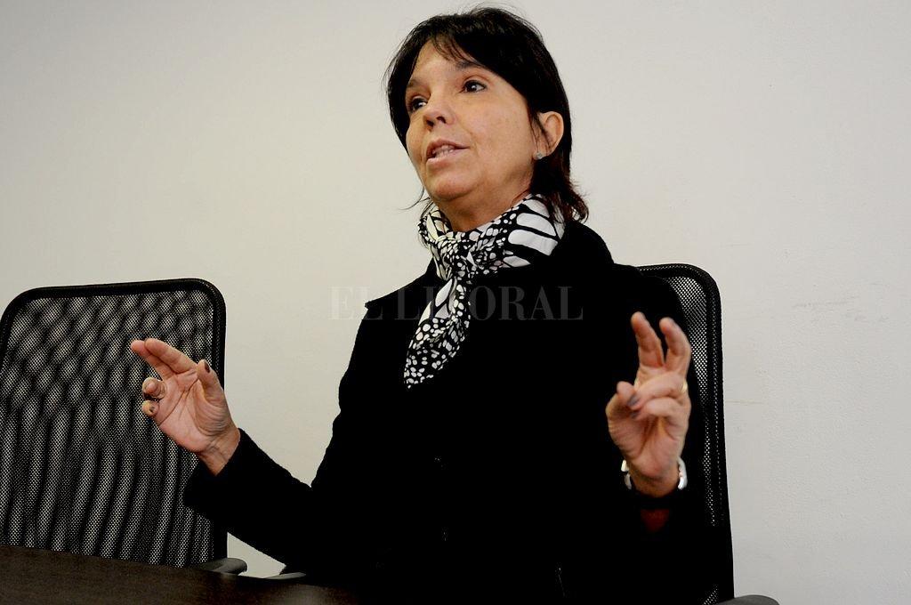 La iniciativa fue públicamente expuesta por la ex presidenta del Banco Central, Mercedes Marcó del Pont. <strong>Foto:</strong> Archivo El Litoral