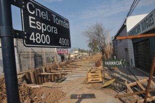 Desagüe Espora: tras la rescisión del contrato llegaron los despidos