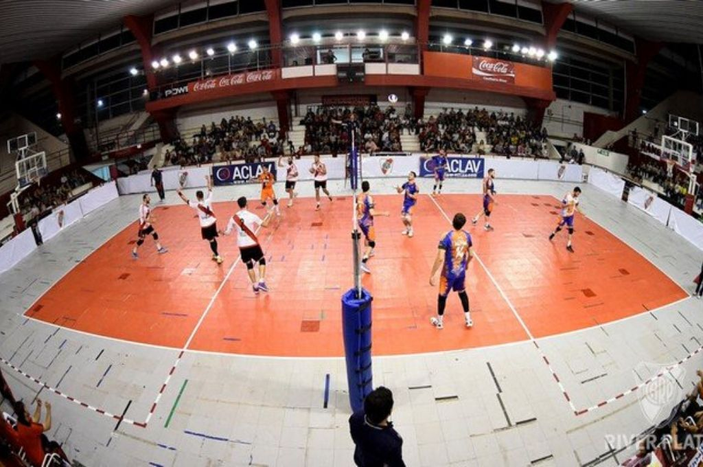 <strong>Foto:</strong> Twitter @RiverVoley