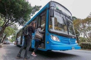 Rosario: Llegó una partida de la Nación para no aumentar el boleto de colectivo
