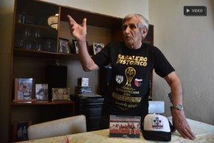 """Cumple 81 años el sábado y lo festeja con Colón y su familia en """"La Nueva Olla"""""""