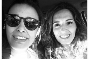 Rocío García, ex de Máximo Kirchner, presentó a su novia en redes sociales
