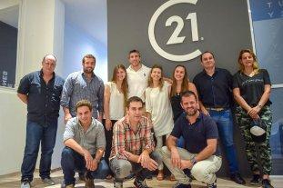 Century 21 en Santa Fe: nueva oficina en Esperanza