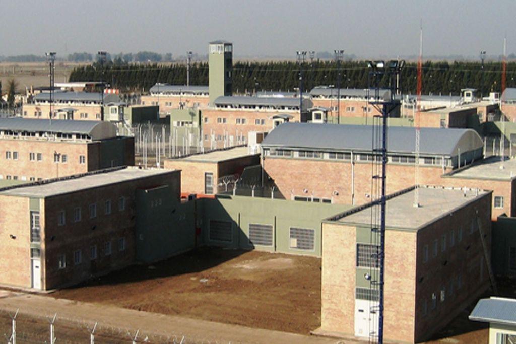 Unidad Penitenciaria N° 11 de Piñero  Crédito: Gentileza