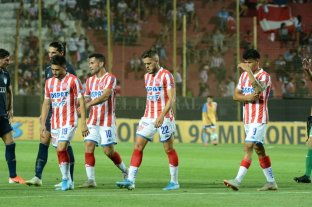 Unión perdió con Atlético Tucumán y cortó la racha