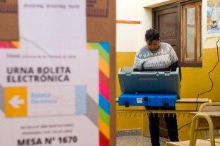 Los salteños eligen gobernador entre cinco opciones