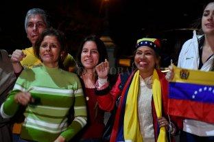 Los migrantes venezolanos, en su primera feria de emprendedores