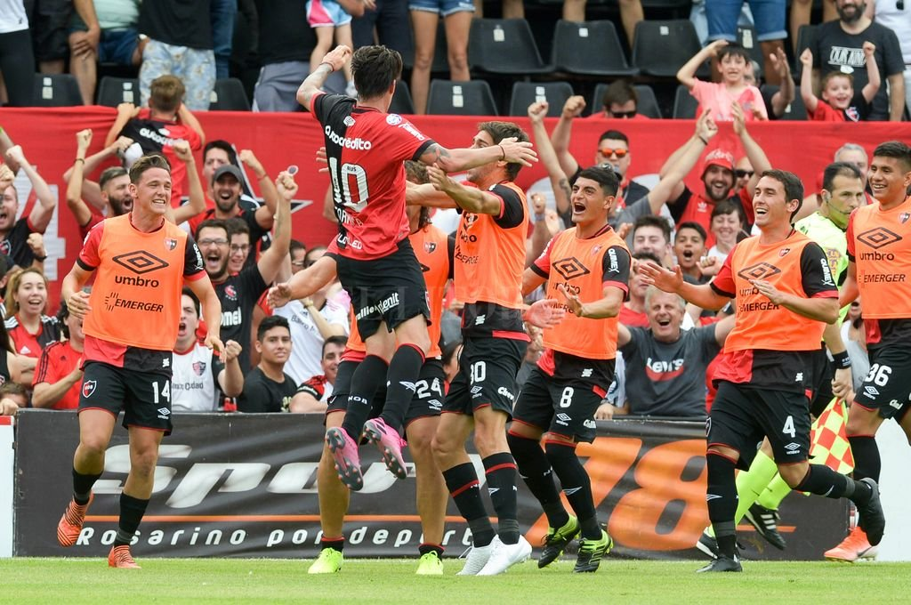 Newell´s-Defensa y Justicia, por la Superliga: horario, TV y formaciones