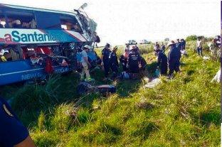Son cinco los muertos del accidente ocurrido en Gualeguaychú -  -