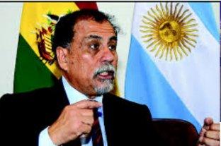 """El embajador argentino en Bolivia sostiene que  """"no hay un golpe de Estado"""""""