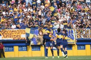 Boca Juniors se mantiene líder del campeonato de fútbol femenino