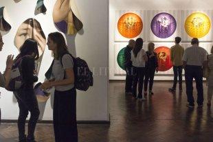 Conversatorio en el MMAV  - Las obras de Carolina Porral y Luis Gervasoni se podrán apreciar en el Museo Municipal de Artes Visuales. -