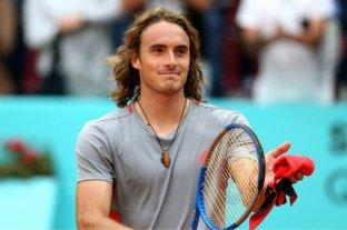 Tsitsipas superó a Medvedev y lo alejó del tercer lugar de Federer