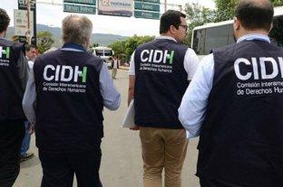 El Gobierno de Chile invitó a la CIDH para que investigue las denuncias sobre violaciones de DDHH