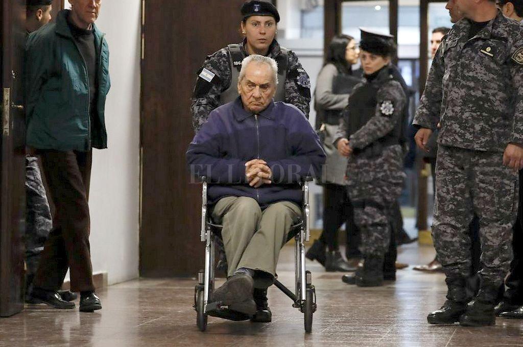 Nicola Corradi. <strong>Foto:</strong> Archivo El Litoral