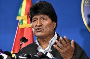 México concedió asilo político a Evo Morales -  -