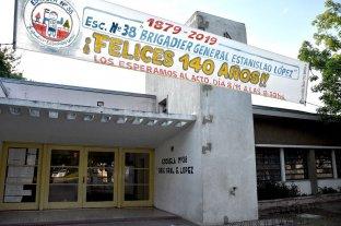 """Los 140 años del """"ranchito de la 38"""", una de las primeras aulas de la ciudad -"""