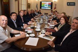 Lifschitz expresó estar dispuesto a colaborar con el gobierno de Perotti