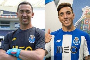 Agustín Marchesín y Renzo Saravia fueron multados por el Porto