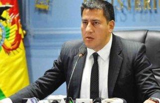 Renunció el ministro de Defensa de Bolivia -  -