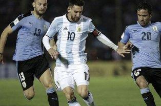 Peligra el partido de Argentina vs Uruguay en Tel Aviv