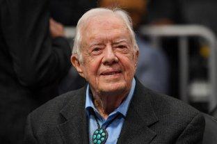 Jimmy Carter fue nuevamente internado y será operado de una hemorragia cerebral