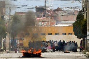 Macri pidió una rápida convocatoria a elecciones en Bolivia -  -