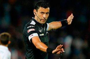 El chileno Tobar será el árbitro de la final de la Libertadores