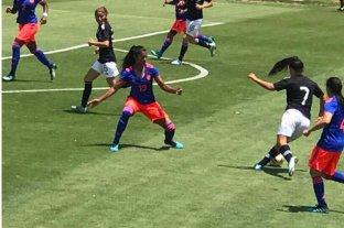 La selección argentina de fútbol femenino rescató un empate ante Colombia