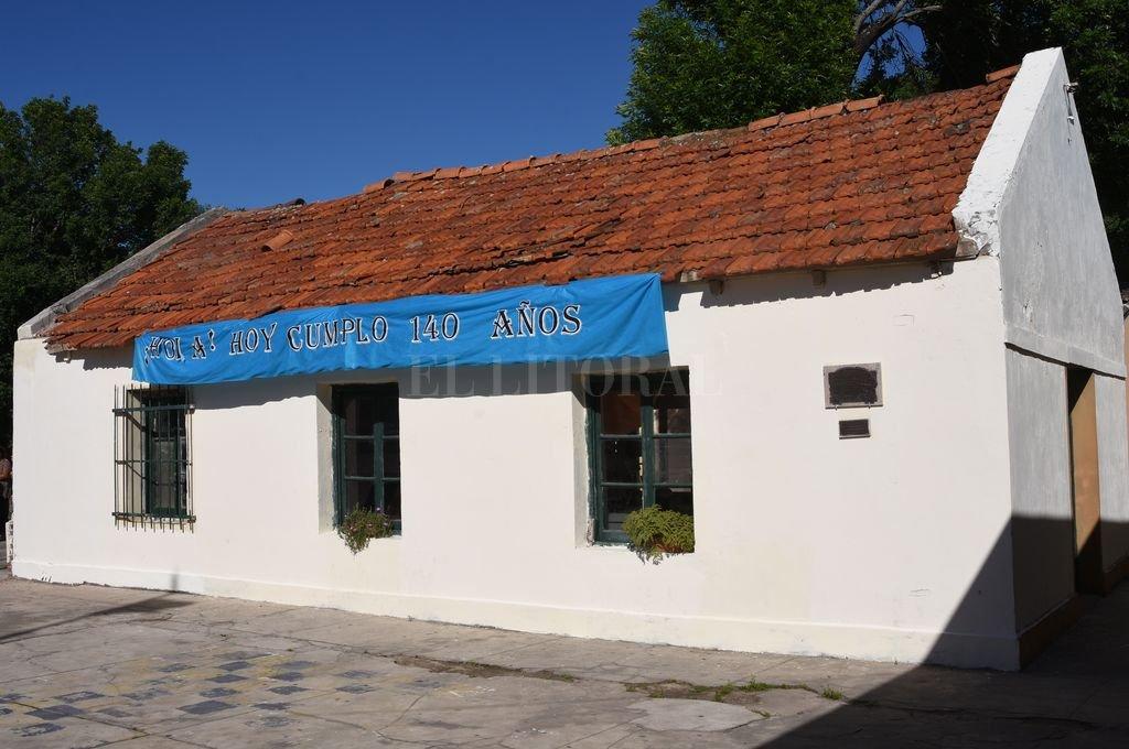 El ranchito de la 38 abrió sus puertas para mostrar a la comunidad sus 140 años de historia.  Crédito: Flavio Raina