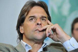Lacalle Pou levemente por arriba de Martínez según una encuesta