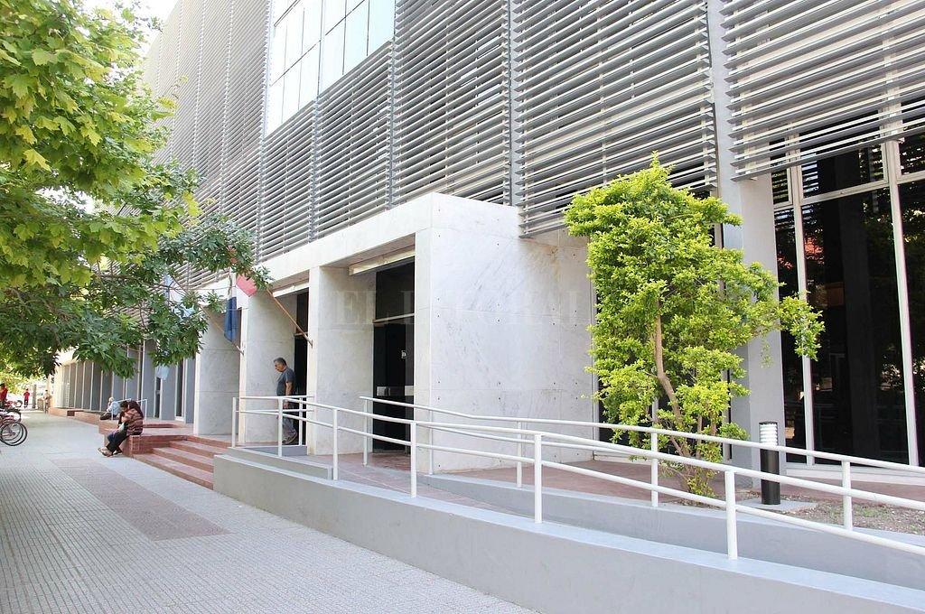Tribunales rafaelinos. <strong>Foto:</strong> Captura digital