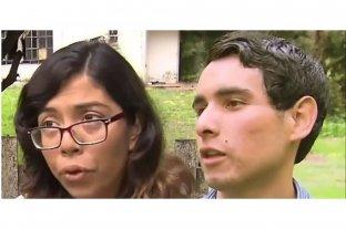 Piden prisión preventiva para la pareja detenida por ocultar a menor en Punta Indio -  -